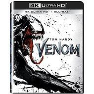 Venom (2 discs) - Blu-ray + 4K Ultra HD) - Blu-ray Movies