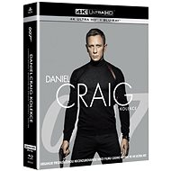 James Bond kolekce - Daniel Craig (4Blu-ray) - 4K Ultra HD - Film na Blu-ray