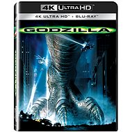 Godzilla (2 disky) - Blu-ray + 4K Ultra HD - Film na Blu-ray