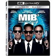 Muži v černém 3 (2 disky) - Blu-ray + 4K Ultra HD - Film na Blu-ray