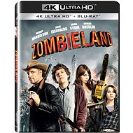 Zombieland - (2 disky) - Blu-ray + 4K Ultra HD - Film na Blu-ray