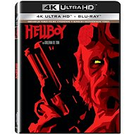 Hellboy (2 disky) - Blu-ray + 4K Ultra HD - Film na Blu-ray
