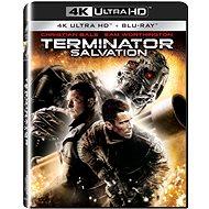 Terminator Salvation (2 disky) - Blu-ray + 4K Ultra HD) - Film na Blu-ray