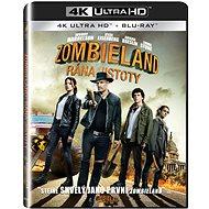 Zombieland: Rána jistoty (2 disky) - Blu-ray + 4K Ultra HD - Film na Blu-ray