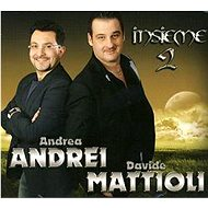 Andrei Andrea, Mattioli Davide: Insieme 2 - CD - Hudební CD