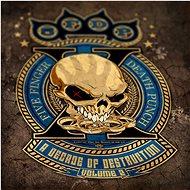 Five Finger Death Punch: A Decade of Destruction, Vol. 2 - CD - Hudební CD