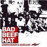 Bad Beef Hat: Uzdravením k zešílení - CD - Hudební CD