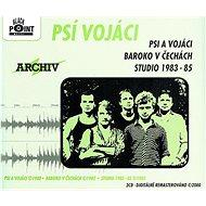 Psí vojáci: Baroko v čechách studio 1983-85 (3x CD) - CD - Hudební CD