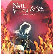 Young Neil & Crazy Horse: Best of Cow Palace 1986 live - LP