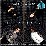 Czech Clarinet Quartet: Polyphony - CD - Hudební CD