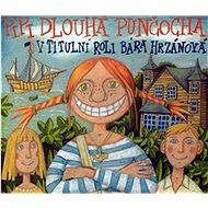 Hrzánová Barbora, Hádek Kryštof, Erbanová Rozita: Pipi Dlouhá punčocha - CD - Hudební CD