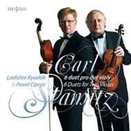 Kyselák Ladislav, Ciprys Pavel: 6 duet pro dvě violy - CD - Hudební CD