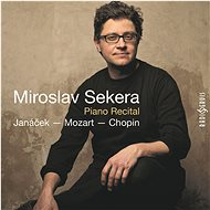 Miroslav Sekera: Janáček, Mozart, Chopin: Piano Recital - Hudební CD
