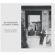 Various: Na návštěvě u Karla Čapka - MP3-CD - Hudební CD