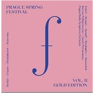 Various: Pražské jaro / Gold Edition 2 (2x CD) - CD - Hudební CD