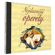 Various Artists: Nejslavnejsi Operety 1 - Hudební CD