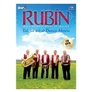 Rubín: Tak jak teče do Dunaja Morava/CD+DVD - Hudební CD