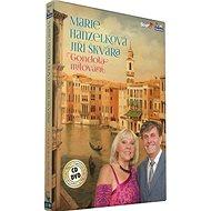 Marie Hanzelková a Jiří Škvára: Gondola milování - Hudební CD