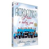 Akordeonika: Pieseň o rodnej zemi CD+DVD - Hudební CD