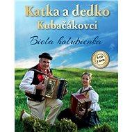 Katka a dedko Kubačákovci: Biela holubienka/2CD+2DVD - Hudební CD