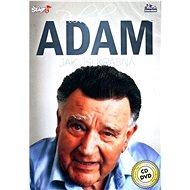 Richard Adam: Jak jsi krásná (DVD+CD) - Hudební CD