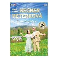 Jana Peterková a Karel Hegner: My spolu to zvládnem,(CD+DVD) - Hudební CD