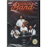 Jaromír Adamec & Acoustic band: Slavíci z Madridu (CD + DVD) - Hudební CD
