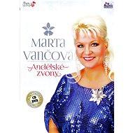 Vančová Marta: Andělské zvony - CD + DV - CD+DVD - Hudební CD