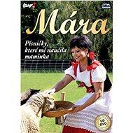 Mára: Písničky, Které Mě Naučila Maminka (CD + DVD) - Hudební CD