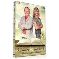 Václav Žákovec & Anna Volínová: Svět Je Kniha Nádherná (CD + DVD) - Hudební CD
