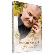 Roman Zavadil: Vám Pro Radost (CD + DVD) - Hudební CD
