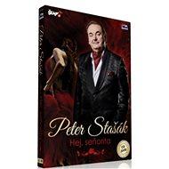 Peter Stašák: Hej, Seňorita (CD + DVD) - Hudební CD