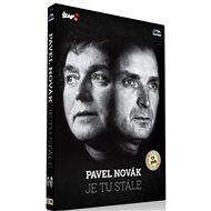 Pavel Novák Jr.: Je Tu Stále (CD + DVD) - Hudební CD