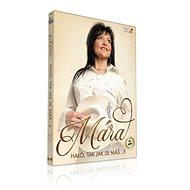 Mára: Haló, Tak Jak Se Máš...? (CD+DVD, 2018) - Hudební CD