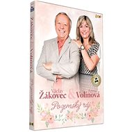 Václav Žákovec a Anna Volínová: Pozemský ráj - Hudební CD