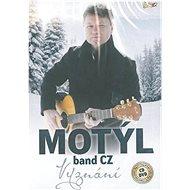Motýl band: Vyznání - Hudební CD