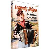 Komenda Jan: Legendy Šlágru (CD + DVD) - CD - Hudební CD
