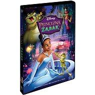Princezna a žabák - DVD - Film na DVD
