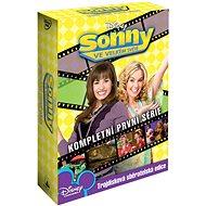 Sonny ve velkém světě - Kompletní 1. série (3DVD) - DVD - Film na DVD