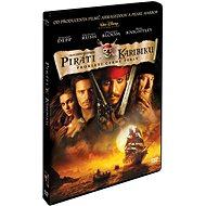 Piráti z Karibiku: Prokletí Černé perly - DVD - Film na DVD