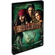Piráti z Karibiku 2: Truhla mrtvého muže - DVD - Film na DVD