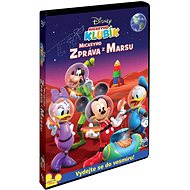 Mickeyho klubík: Mickeyho zpráva z Marsu - DVD - Film na DVD