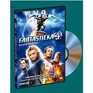Fantastická čtyřka a Silver Surfer - DVD