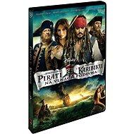 Piráti z Karibiku: Na vlnách podivna - DVD - Film na DVD
