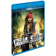Pirates of the Caribbean: Strange on the Waves - Blu-ray - Blu-ray Movies