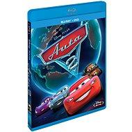 Film na Blu-ray Auta 2 (Combo Pack - 2 disky) - Blu-ray+ DVD - Film na Blu-ray