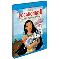 Pocahontas 2: Journey to a New World - Blu-ray - Blu-ray Movies