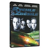 Rychle a zběsile - DVD - Film na DVD
