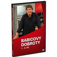 Babicovy dobroty - DVD