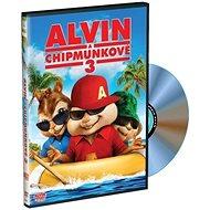 Alvin a Chipmunkovia 3 - DVD